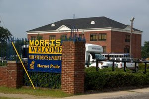 morris-welcome 5 HBCU's to Visit Near the Coastline