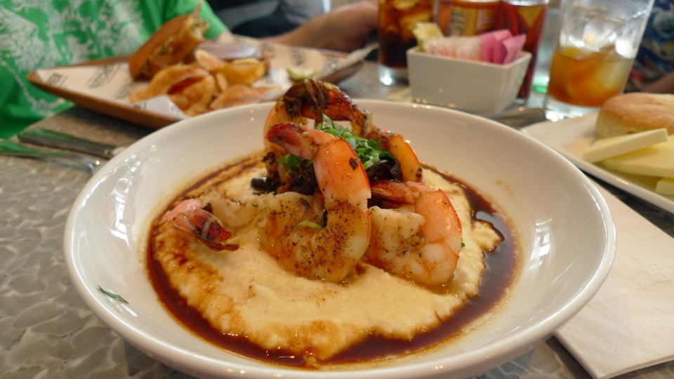 new shrimp and grits