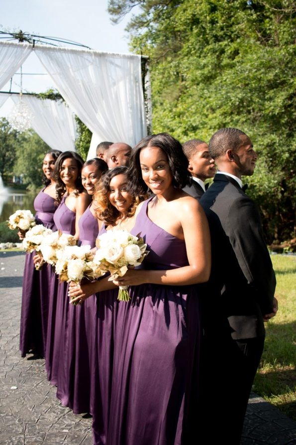 Masons-40-595x893 3 Reasons to Love an Outdoor Wedding in North Carolina