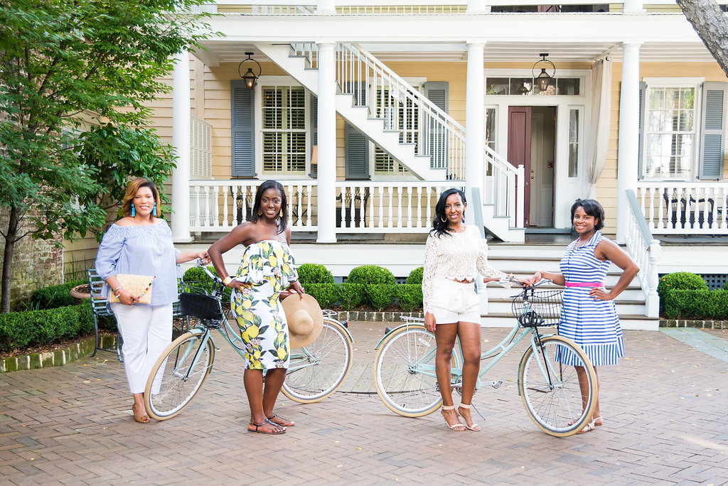 5 Ways to Enjoy a Girlfriend Getaway in  Charleston, SC by Erica J