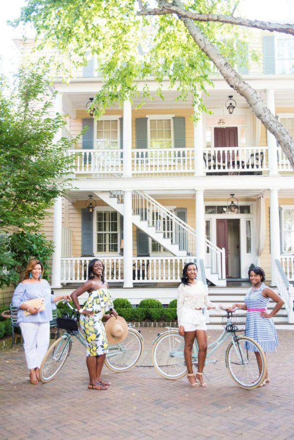 SLB_7308-595x891 5 Ways to Enjoy a Girlfriend Getaway in  Charleston, SC by Erica J