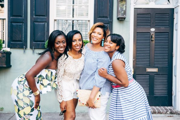 SLB_7430-595x397 5 Ways to Enjoy a Girlfriend Getaway in  Charleston, SC by Erica J