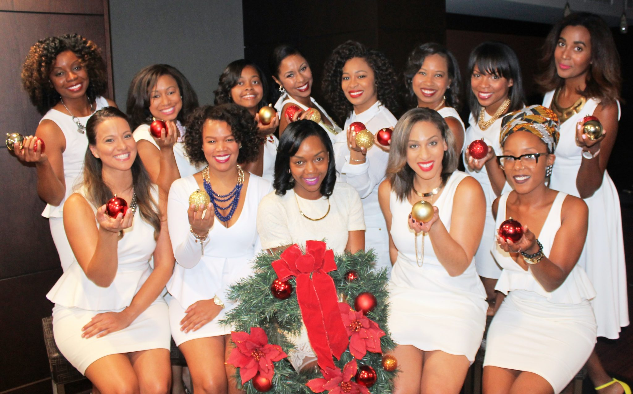 Atlanta Philanthropy with 12 Days of Christmas 3