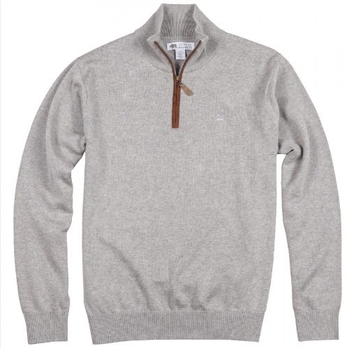 Jackson-Zip-Sweater Gift Guide for the Black Southern Beau in Your Life