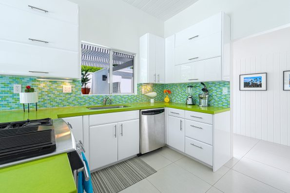 991-Monte-Vista-63-595x397 5 Greenery Designs and Tips for a Black Southern Belle Home