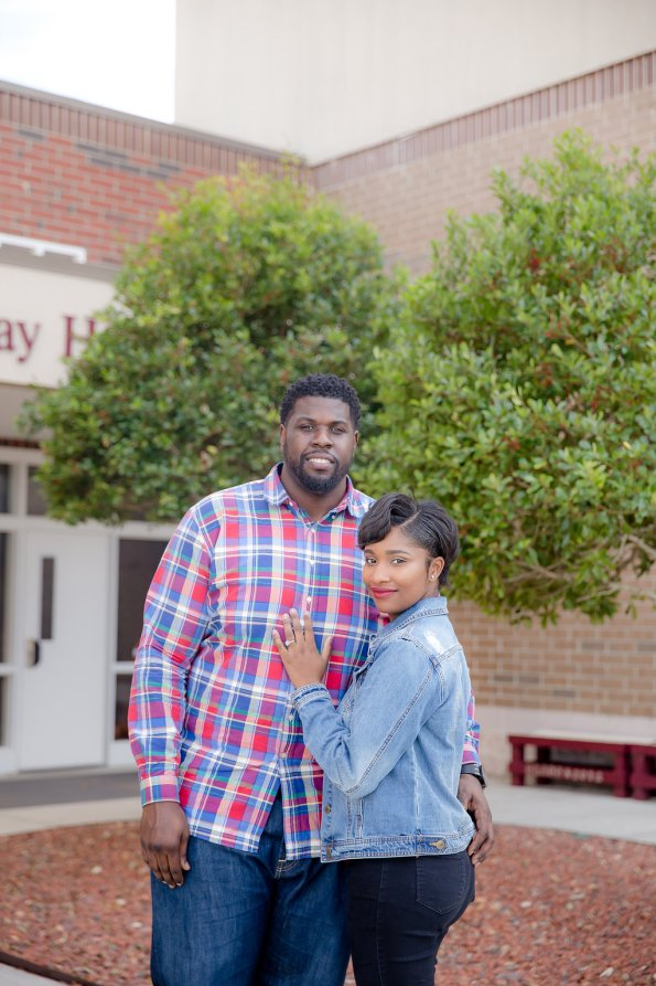 TaylorKwame-29-595x893 Georgetown, SC Engagement Session