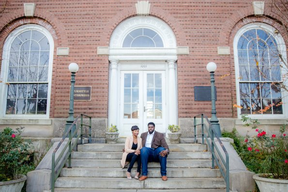 TaylorKwame-33-595x397 Georgetown, SC Engagement Session
