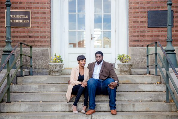 TaylorKwame-34-595x397 Georgetown, SC Engagement Session