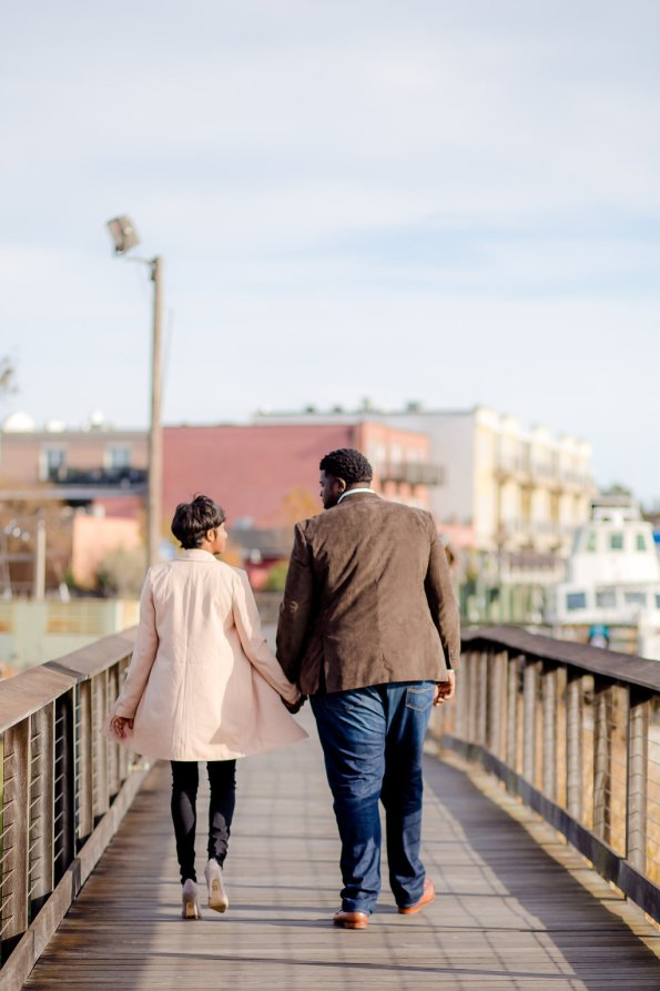 TaylorKwame-42-595x893 Georgetown, SC Engagement Session