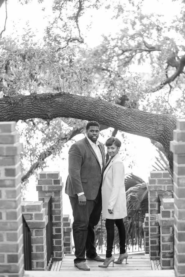TaylorKwame-62-595x893 Georgetown, SC Engagement Session