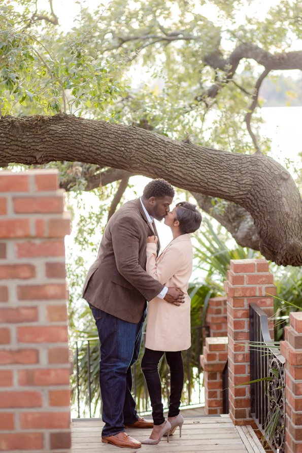 TaylorKwame-64-595x893 Georgetown, SC Engagement Session