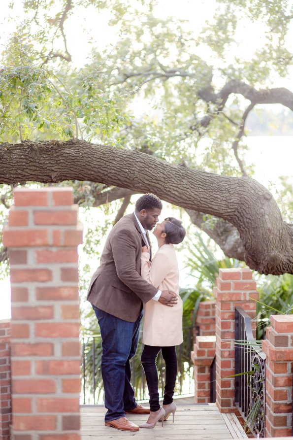 TaylorKwame-65-595x893 Georgetown, SC Engagement Session