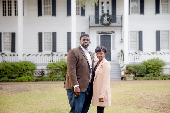 TaylorKwame-71-595x397 Georgetown, SC Engagement Session