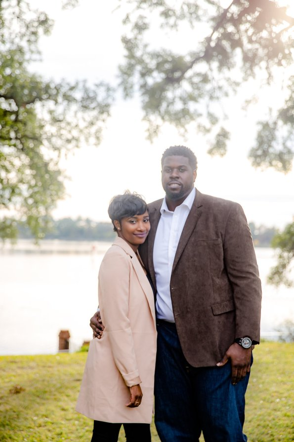 TaylorKwame-78-595x893 Georgetown, SC Engagement Session