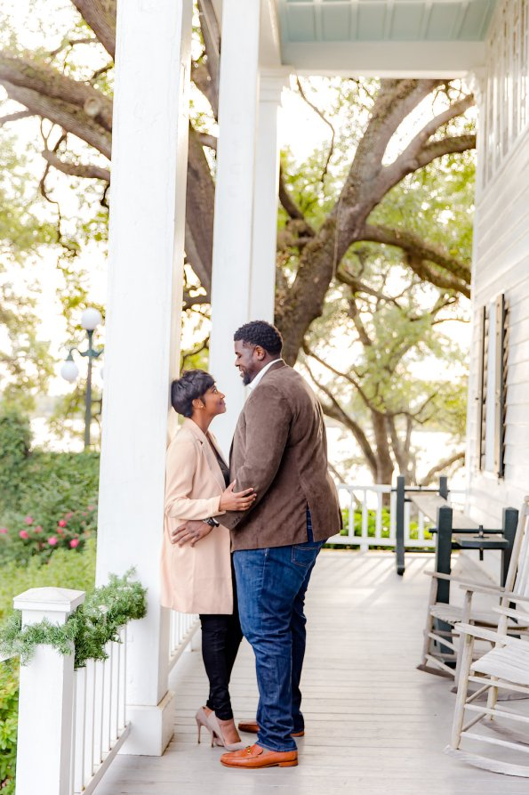 TaylorKwame-80-595x893 Georgetown, SC Engagement Session