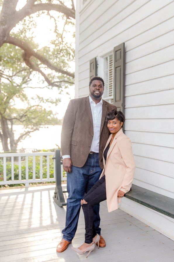 TaylorKwame-85-595x893 Georgetown, SC Engagement Session
