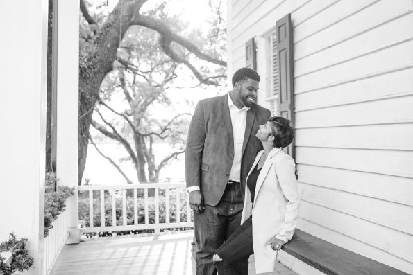 TaylorKwame-88-595x397 Georgetown, SC Engagement Session