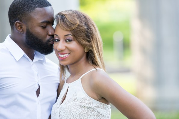 Amber-and-Adrian-Engagement-0002-595x397 Fisk University Love Engagement Session
