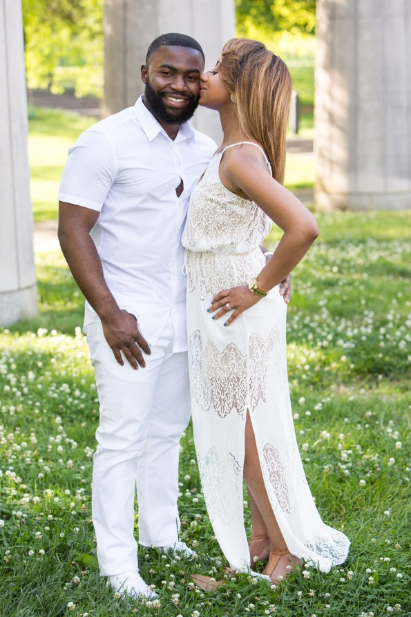 Amber-and-Adrian-Engagement-0006-595x893 Fisk University Love Engagement Session
