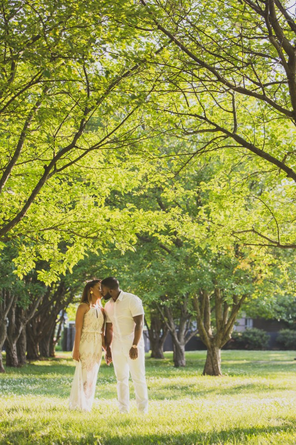 Amber-and-Adrian-Engagement-0031-595x893 Fisk University Love Engagement Session