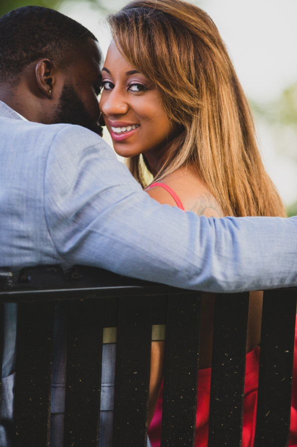 Amber-and-Adrian-Engagement-0054-595x893 Fisk University Love Engagement Session