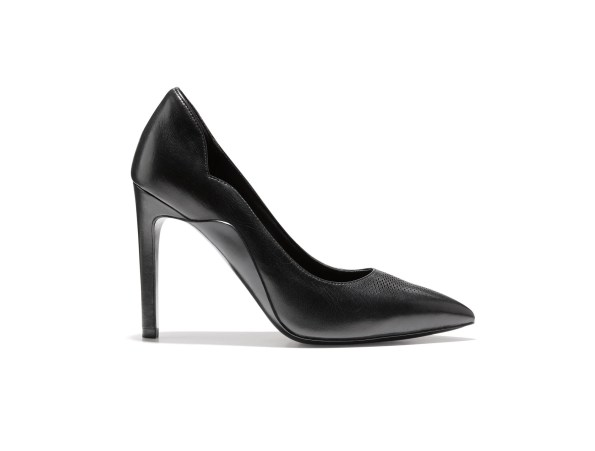 Cole-Haan_GrandRevølution-Antoinette-Pump-100MM_Black-Reflective-595x451 5 Classic Black Shoes Every Black Southern Belle Should Have
