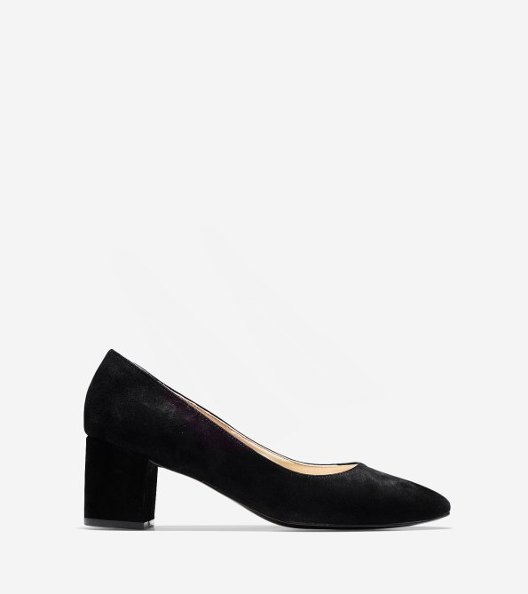 Cole-Haan_Jusine-Pump_Black-595x669 5 Classic Black Shoes Every Black Southern Belle Should Have