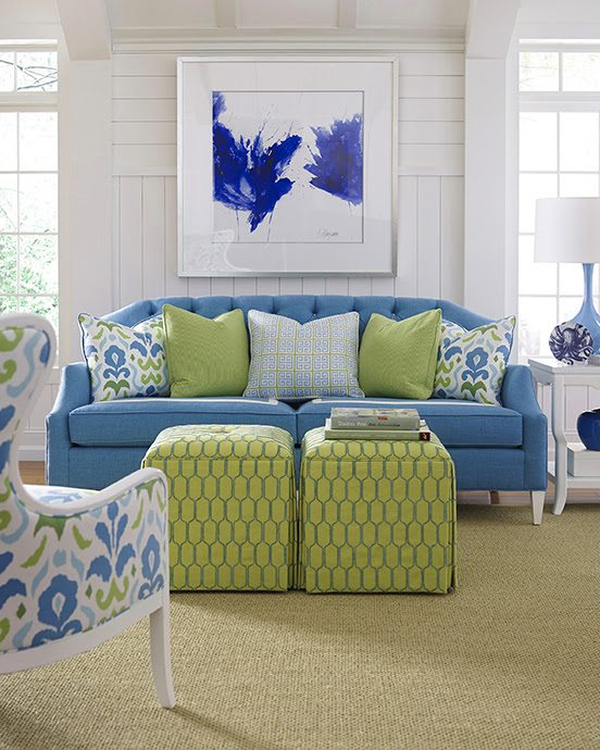 5 Pieces of Greenery Inspired Seating for Your Southern Home