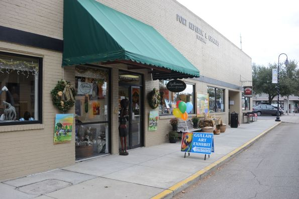 1073765_298260870310724_342837134_o-595x396 Black Southern Belle Travel: 11 Things to Do in Beaufort, SC