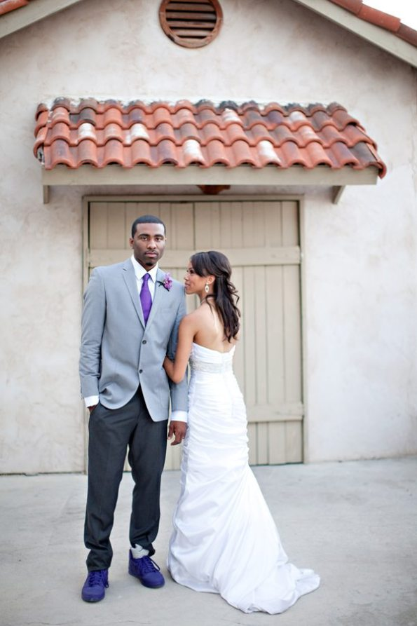 72VillaAntoniaWeddingBrittanyandKeithbyIvyWeddings-595x893 Romantic Texas Villa Nuptials