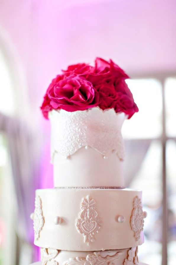 79VillaAntoniaWeddingBrittanyandKeithbyIvyWeddings-595x893 Romantic Texas Villa Nuptials