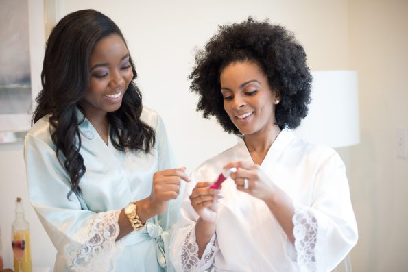Glow-Nail-Bar-Galentines-32-of-67-595x397 5 Tips for a Black Southern Belle Spa Day