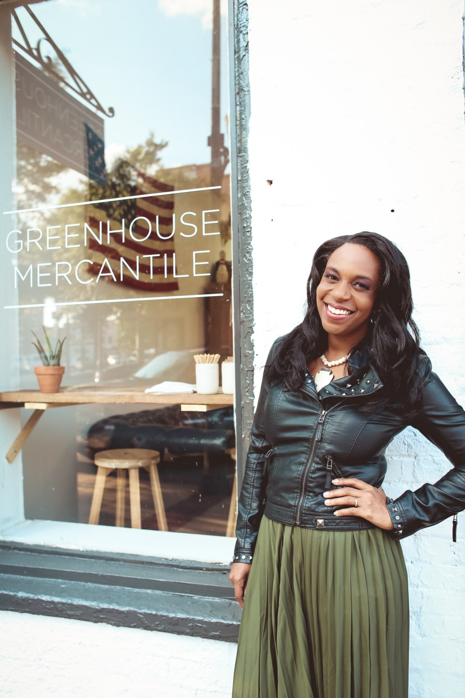 Newnan, GA Shop Owner and The Story Behind Greenhouse Mercantile