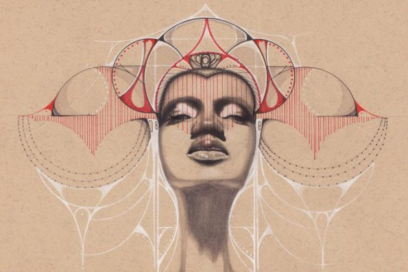 ivette-cabrera-she-wolf-595x397 Art Inspiration from Florida Belle Ivette Cabrera