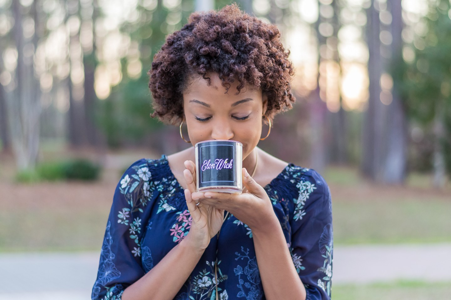Savannah, GA Entrepreneur with a Passion for Candles