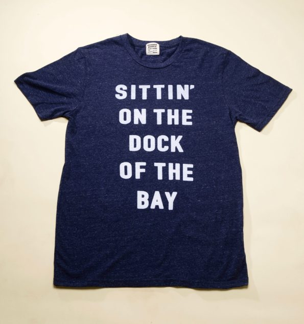 Father's Day Gift. Sittinn' On The Dock Of The Bay, shirtinspired by The Dock of the Bay by Ottis Redding.