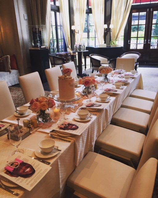 5 Tips For Planning An Afternoon Tea Baby Shower