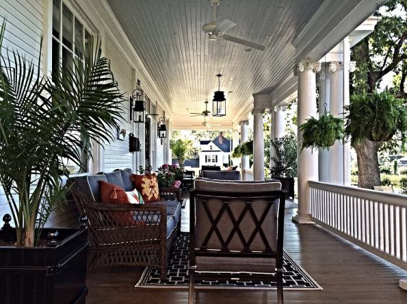Pandoras-Porch-3-595x444 Black Southern Belle Travel: Pandora's Manor Showroom with Junior League