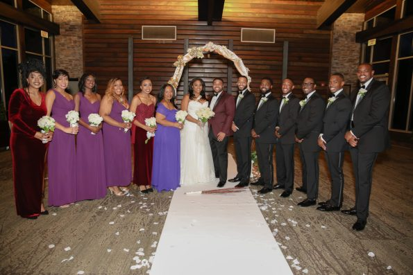 Roberson-222-wedding-party-595x397 Spelhouse Love Reigns in Music City