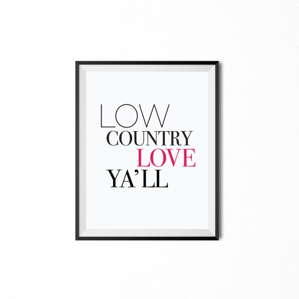 lowcountrylove-595x595 Etsy Home Decor with Southern Inspiration