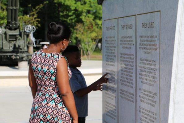 2016-07-29-MPMM-Dedication-KT-1306-595x397 Black Southern Belle Travel: Jacksonville, NC