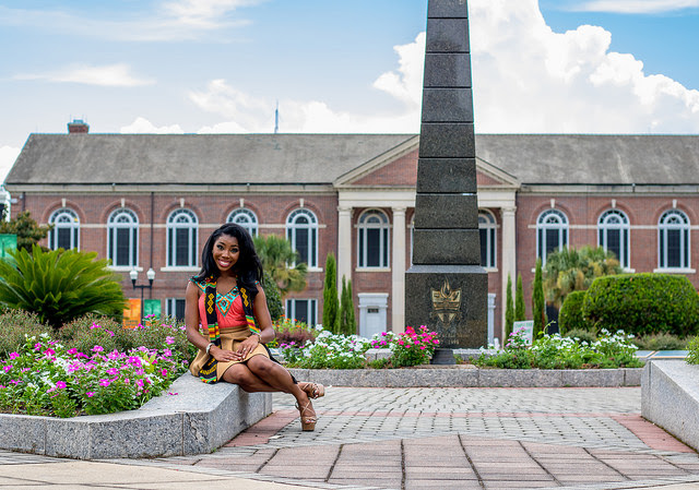 The Story of a FAMU Pageant Queen and Her 5 Places to See in Florida