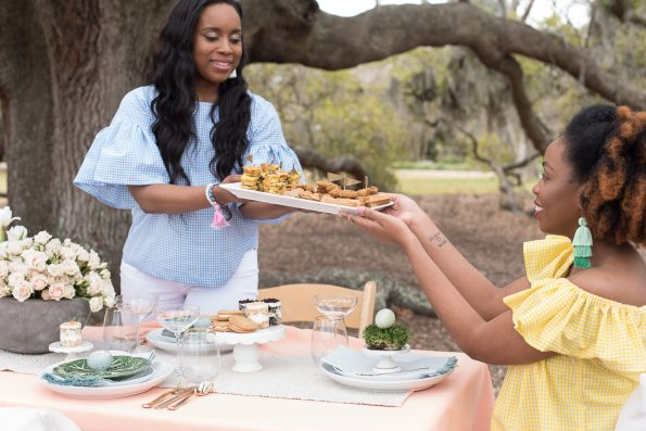 BSB_TinyTassel_Easter-33-of-79-595x397 5 Tips How to Host a Black Southern Belle Easter