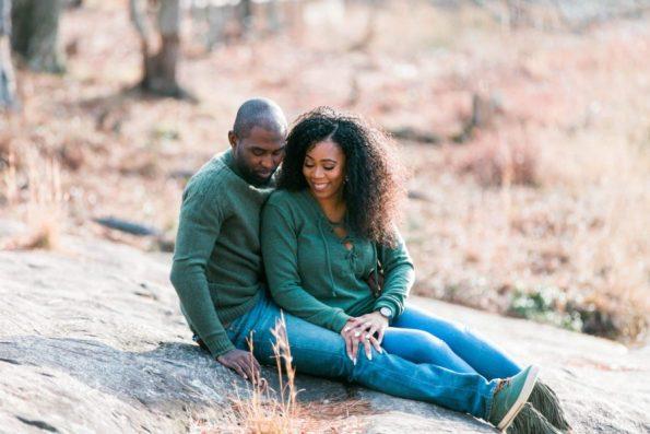 HE7A8045-11-595x397 Atlanta, GA Outdoor Engagement Shoot