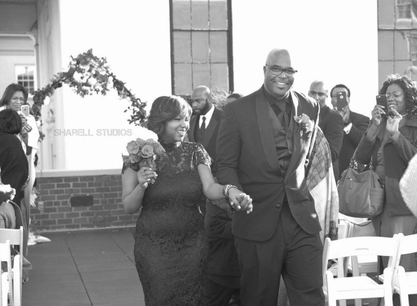 IMG_4384-595x436 Charleston, SC Engagement Mills House Proposal & Surprise Wedding
