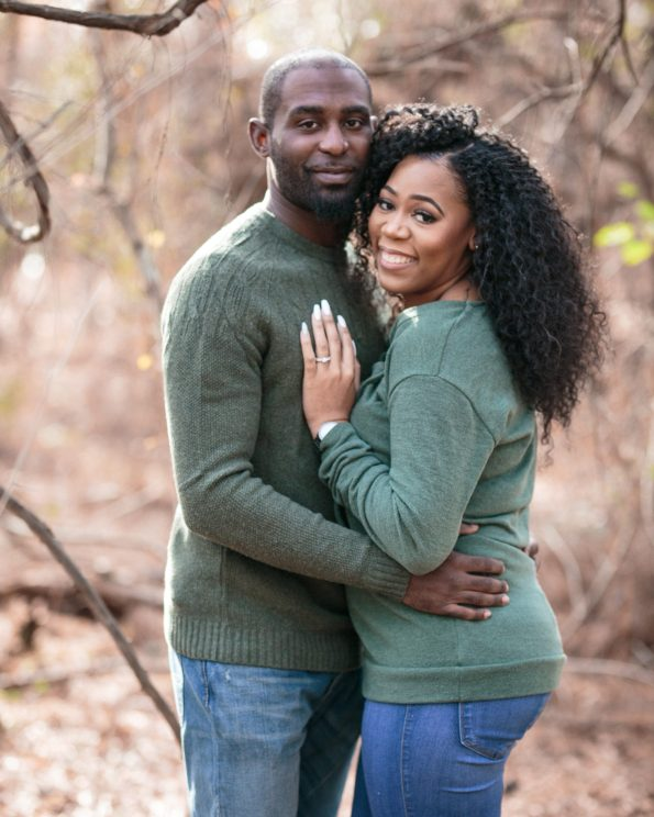 KD173796-595x744 Atlanta, GA Outdoor Engagement Shoot