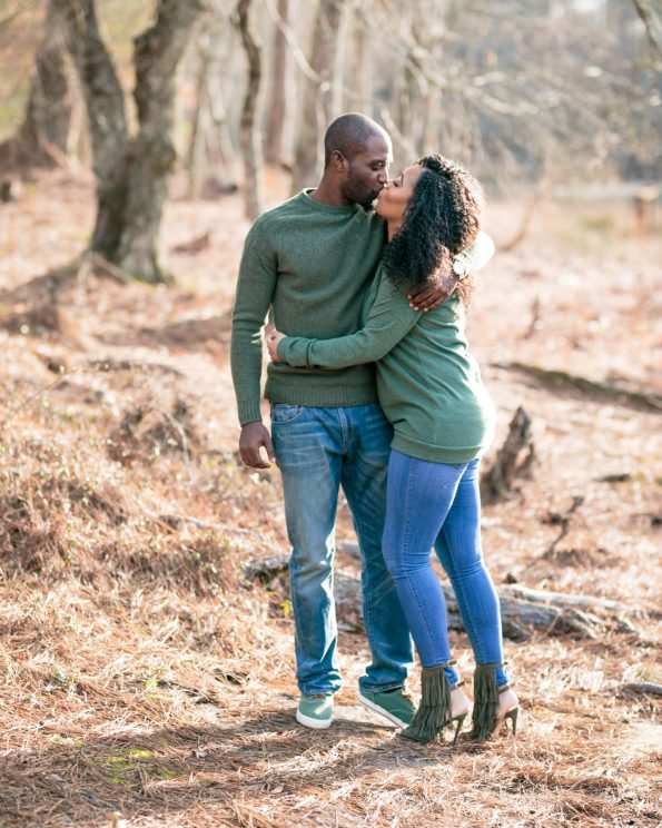 KD173986-595x744 Atlanta, GA Outdoor Engagement Shoot