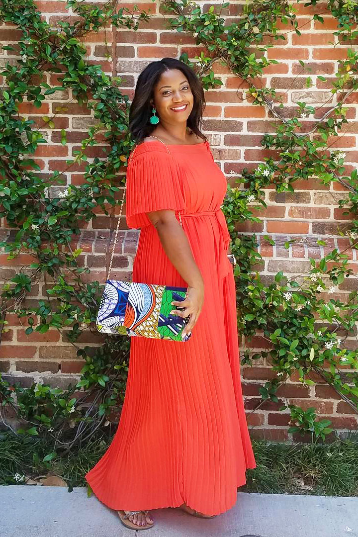Richmond, TX Fashion Blogger Shows Her Southern Style