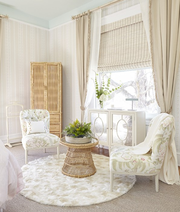 Celerie_BedRoom_2-595x698 Black Southern Belle Travel: Pandora's Manor Showroom with Junior League