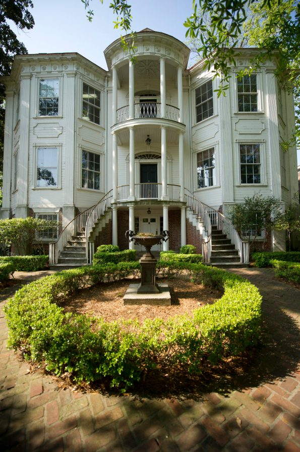 Gertrude-Exterior-Verticle-595x894 Black Southern Belle Travel: Augusta, GA